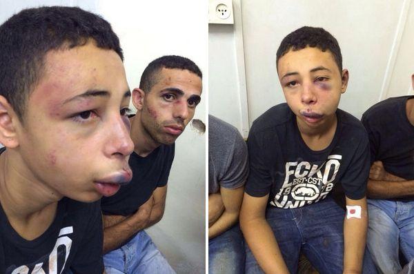 Persian Kid Gets Beat Up