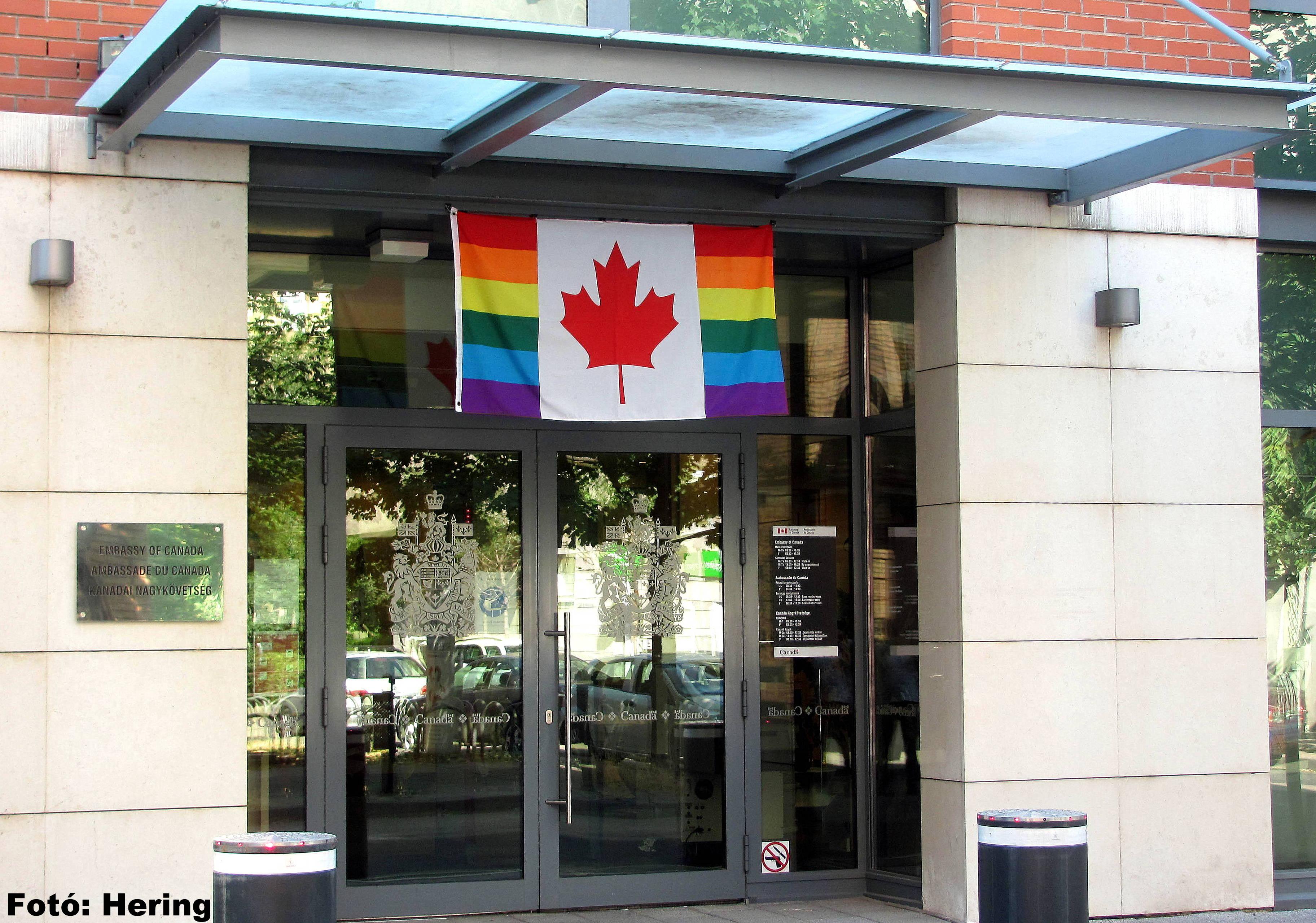 találkozó között nem házas kanadában