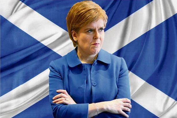 Skócia függetlenségre készül?
