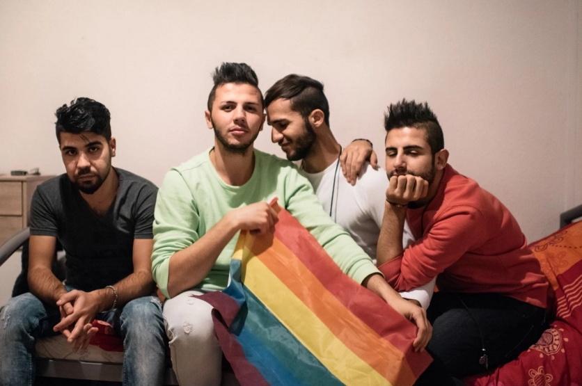 Élő homoszexuális tumblr