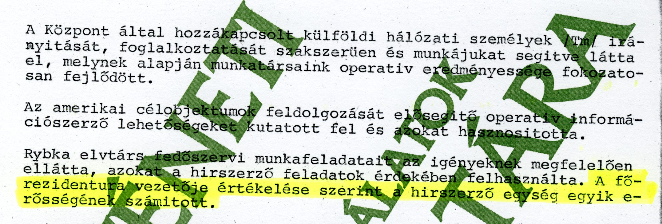 Bécsben a hírszerzés egyik erősségének számított 4560dd1c33