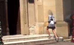 Pornó templom videó