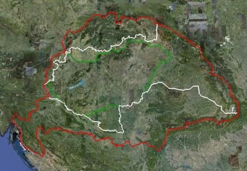 google earth magyarország térkép Kuruc.info   Nagy Magyarország Trianon emlékművei a Google Földön google earth magyarország térkép