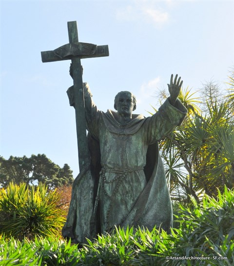 Szent Junipero, San Francisco alapítója