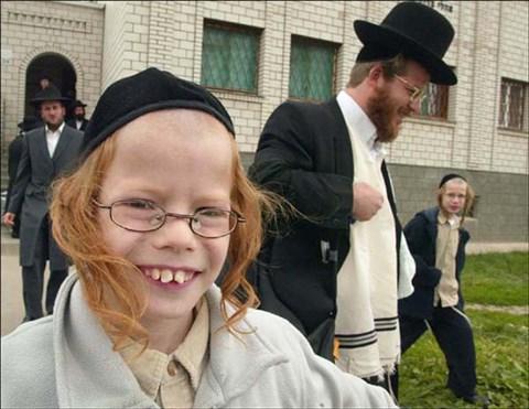 találkozik a zsidó férfi